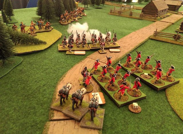 Sharp Practice British FIW Relief Force