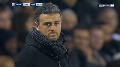 UEFA-16 PSG 4 vs 0 Barcelona 14-02-2017