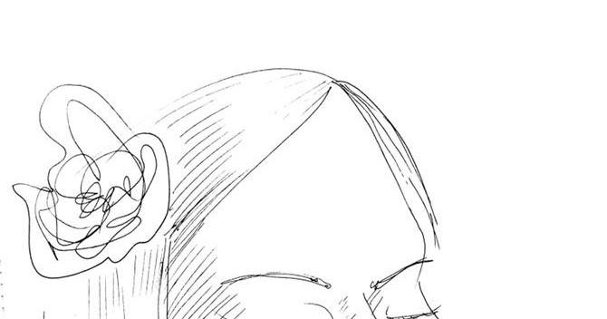 Wildlife: Sion Tomos Owen Sketch from Bad Ideas Relaunch