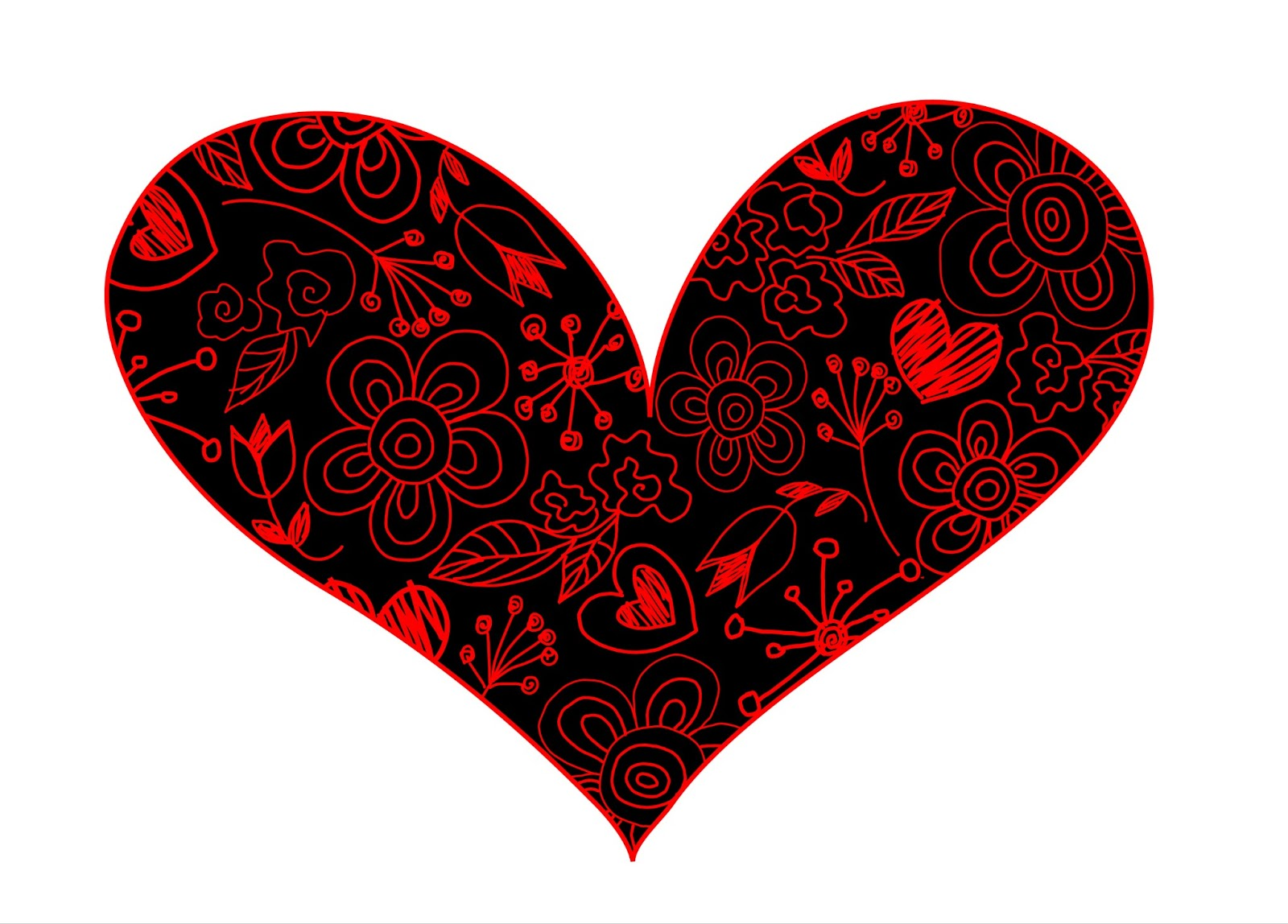 Valentines Day Clip art images and Pictures ~ Valentines ...