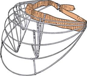 ... ma di solito l ampia seta o velluto forma due drappi e finisce con  tagli irregolari aee4d511d3fb