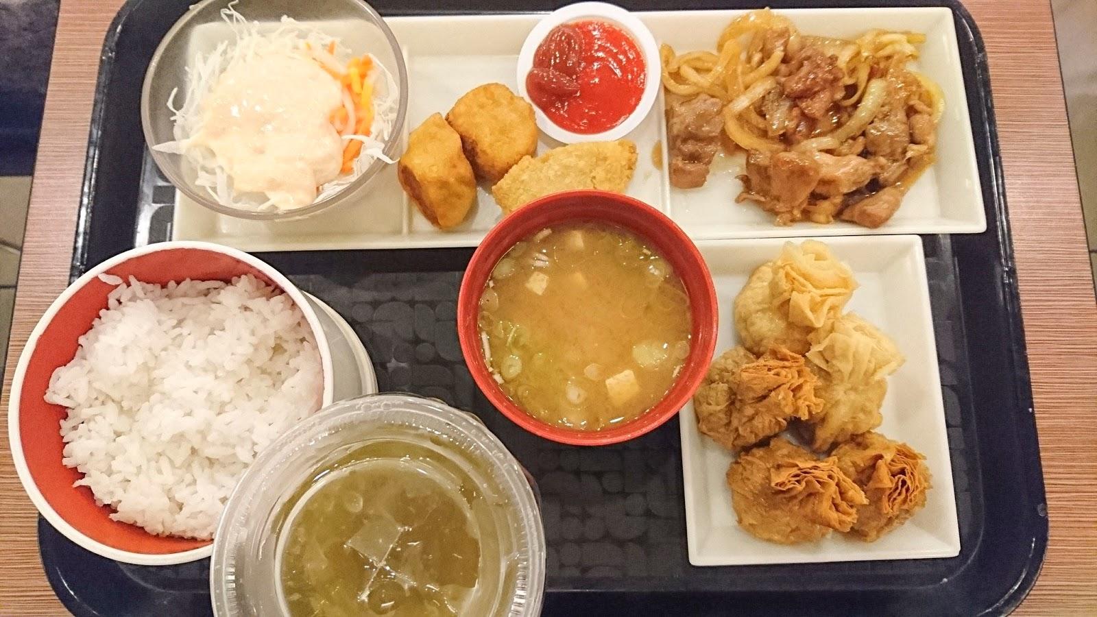 Harga Menu Delivery Hoka Hoka Bento (HokBen) 2017