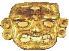 Imagen de la metalurgia de la cultura Vicus