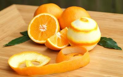 manfaat kulit buah jeruk untuk kulit