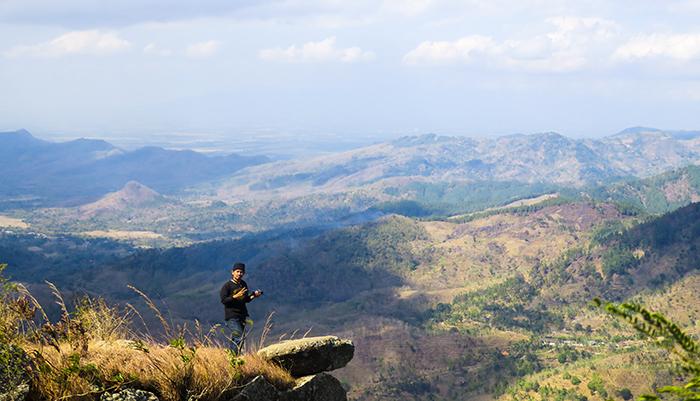 Gunung Besek, Kismantoro, Wonogiri yang Keren