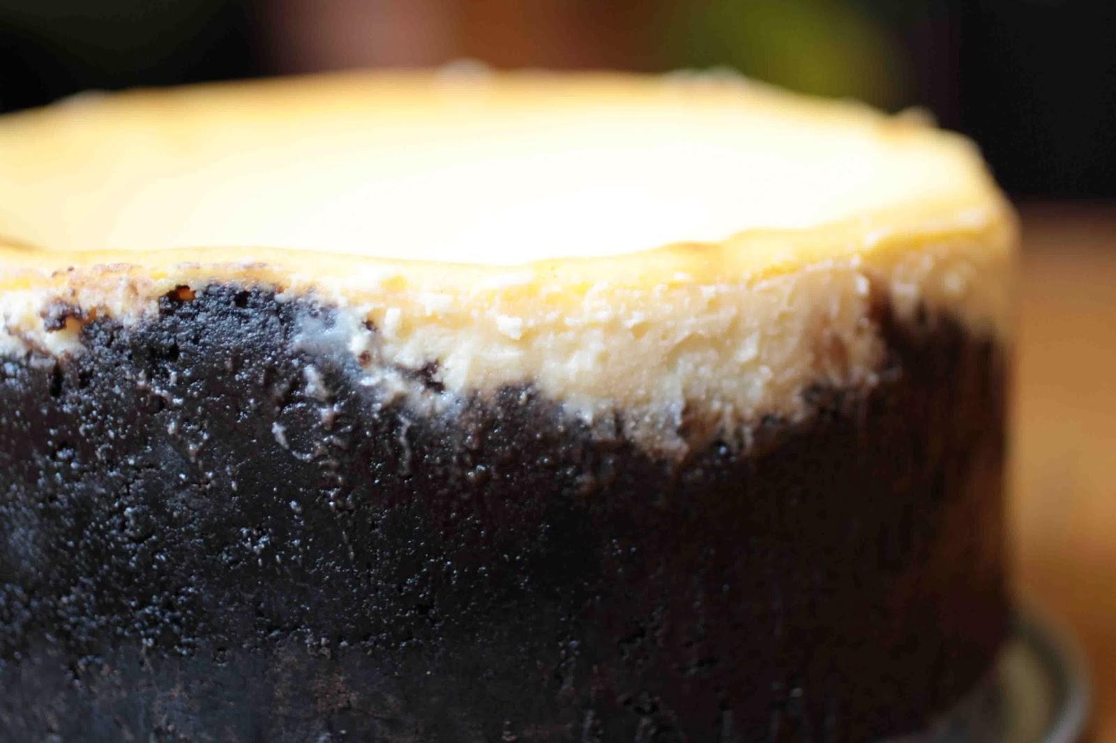 Camille en chocolat: Cheesecake chocolat blanc et fruits ...