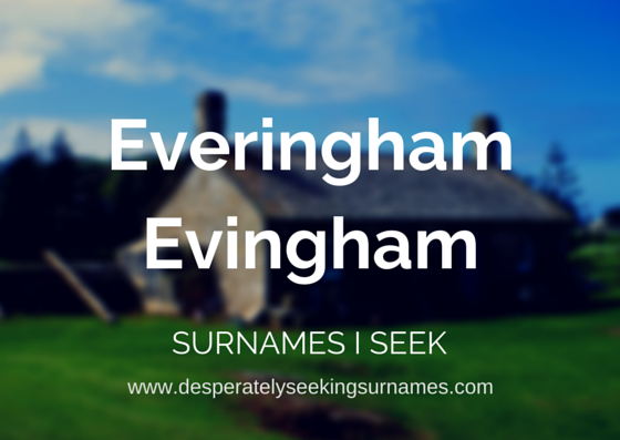 Everingham Surname Research