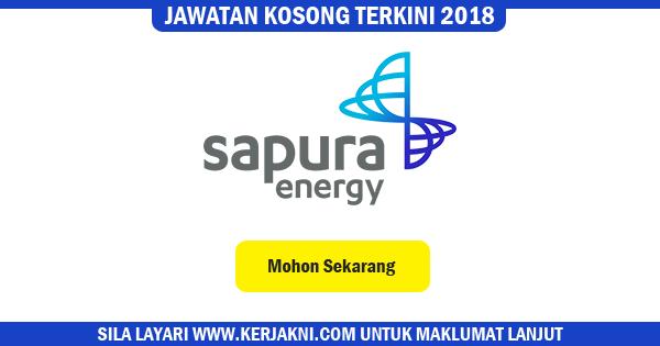 jawatan kosong sapura energy berhad 2018