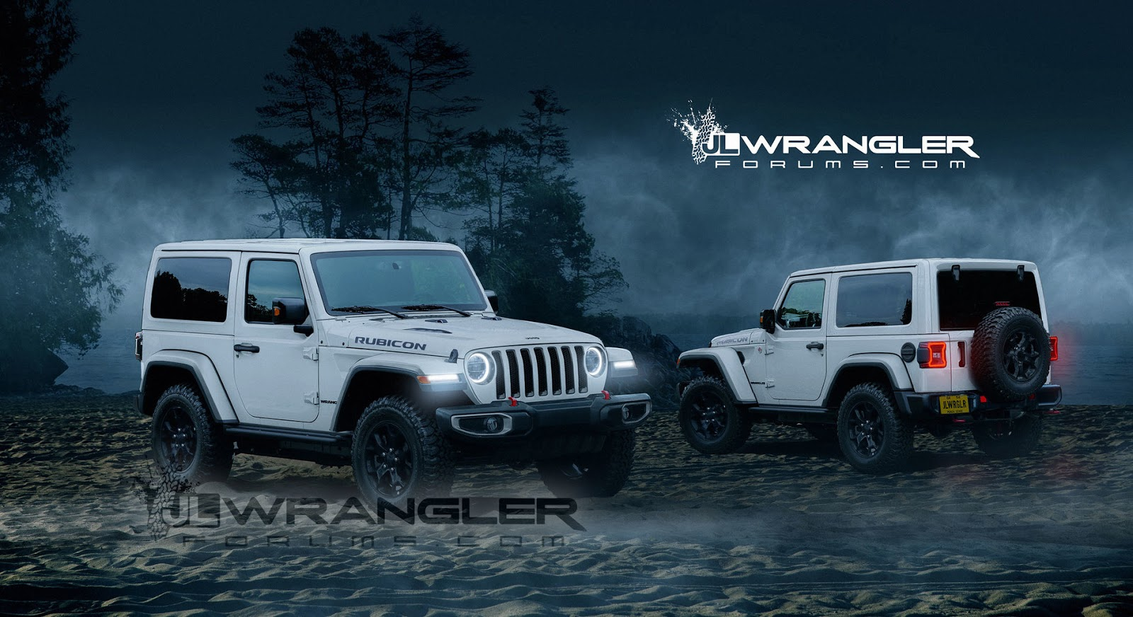 All New 2018 Jeep Wrangler Looks The Goods In Two Door Guise