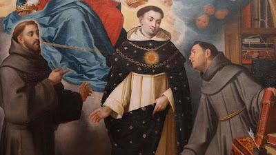 Imagens de São Tomás de Aquino, pintura, #2