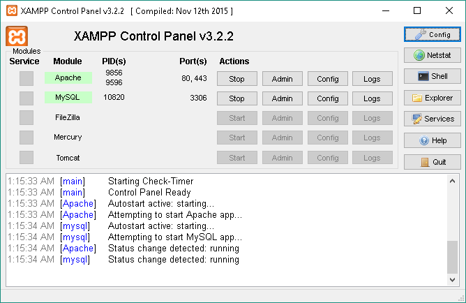 Cara Mudah Membuat Domain XAMPP Virtual Host di Windows