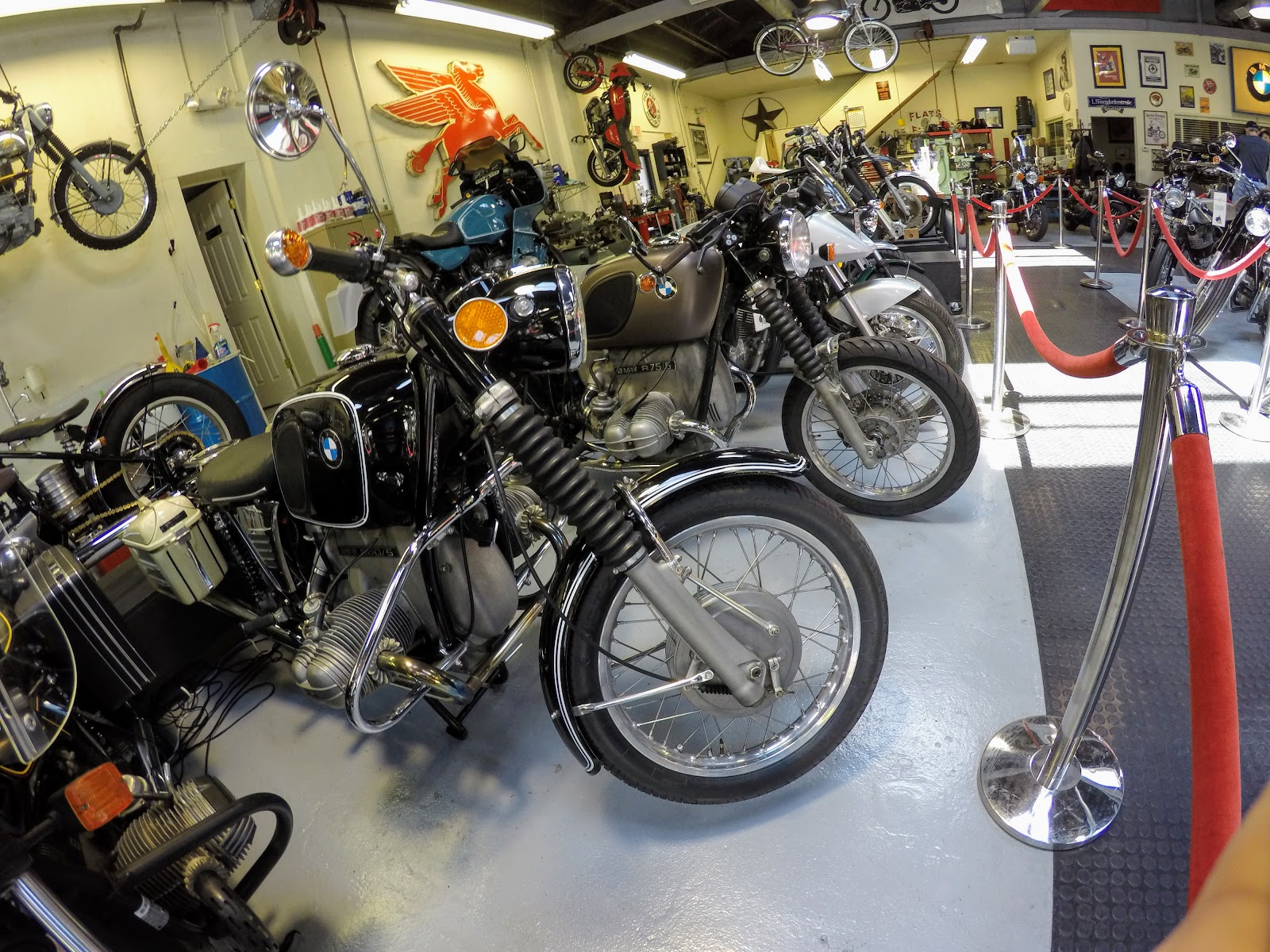 NYDUCATI presents Billy Joel's 20th Century Cycles 1973 BMW R60