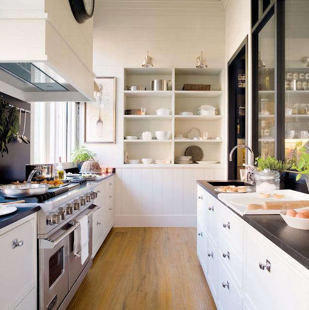 Una cocina maravillosa y algunas obsesiones