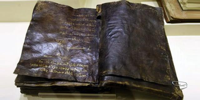 Injil Berusia 1500 Tahun Nyatakan Bukan Nabi Isa Yang Disalib