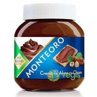 Vrei crema de alune cu cacao fara zahar? Il poti cumpara direct de aici