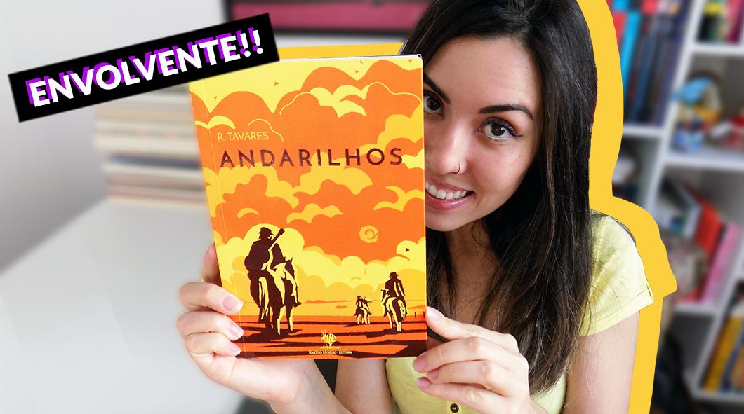 Resenha do livro Andarilhos, de R. Tavares
