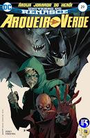 DC Renascimento: Arqueiro Verde #29