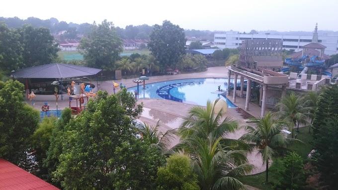 Bayou Lagoon Park Resort Melaka