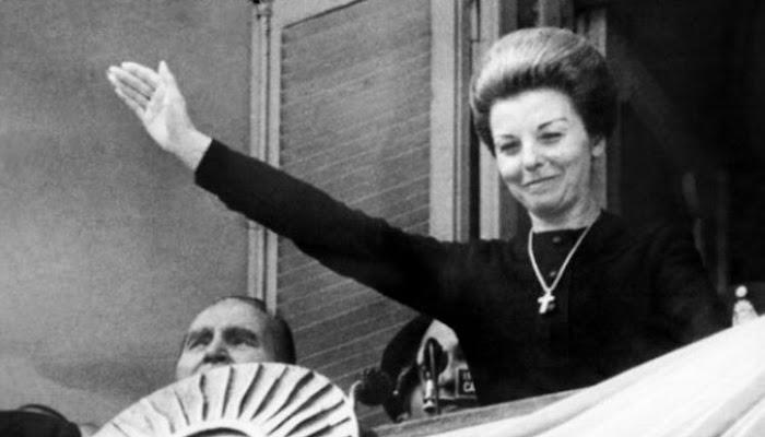 Presiden Wanita Pertama di Dunia