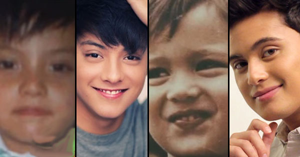 2tsWJ2t 10 Most Adorable Throwback Photos Of These Pinoy Celebrities!