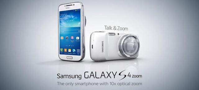 Samsung Galaxy S4 Zoom Harga Dan Spesifikasi