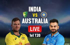 cricket highlights India vs Australia 1st T20 2019