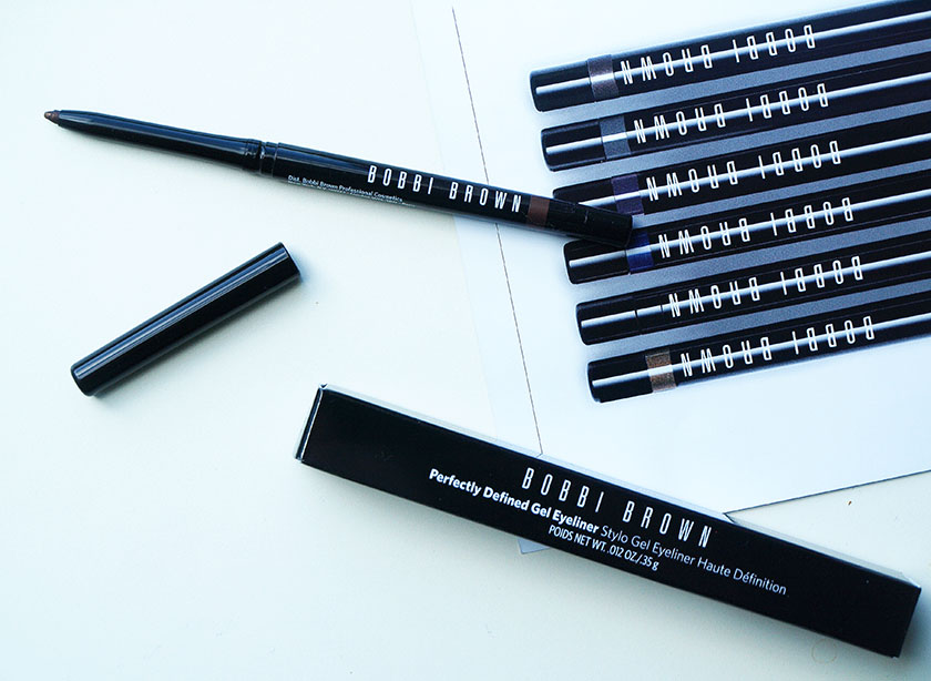 the black pearl blog uk beauty fashion and lifestyle blog bobbi brown perfectly defined gel eyeliner scotch