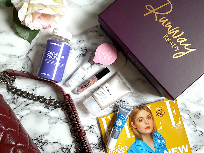 Unboxing: lookfantastic Beauty Box Februar - Runway Ready