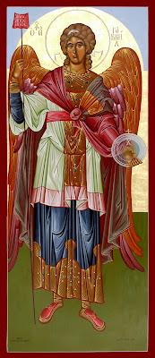 São Gabriel Arcanjo - Ícones para grupo de oração, seminário de vida no Espírito Santo e eventos