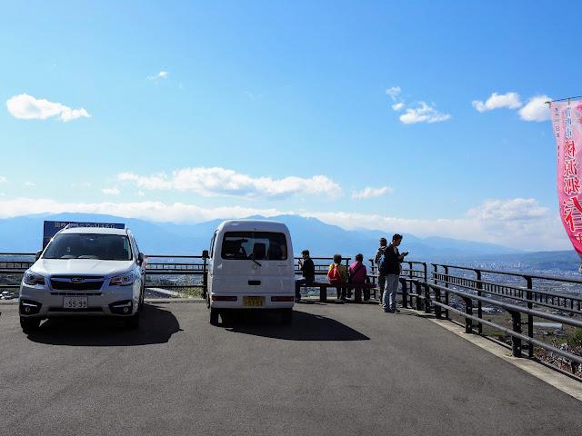 花鳥山展望台