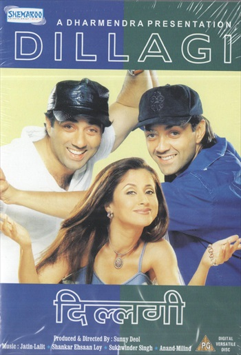 Dillagi 1999 Hindi Movie Download