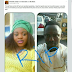Lady raises alarm after a facebook user announces death of her sister who is alive and at home