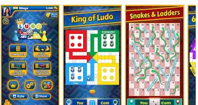 Game Ludo King Populer