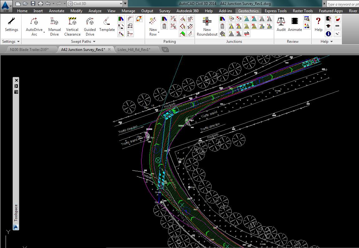 autotrack software