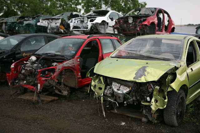 Know About Junkyards and How Do They Work