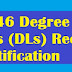 TSPSC 546 Degree College Lecturers (DLs) Recruitment 2017 Notification