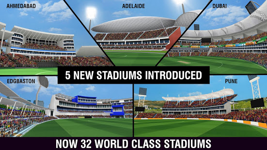 World Cricket Championship 2 Mod Apk Latest