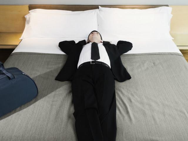 Gak Bisa Tidur Pulas Di Hotel