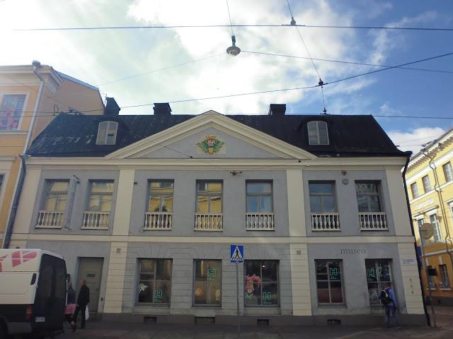 Sederholm Talo (Casa Sederholm)