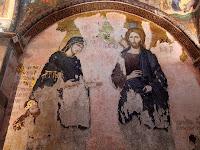 مقال الفن البيزنطي الرومي من ايقونات كاتدرائية آجيا صوفيا