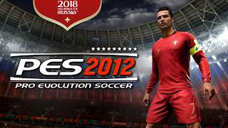 PES 2012 MOD 2018 V9 Android Offline 300 MB Best Graphics