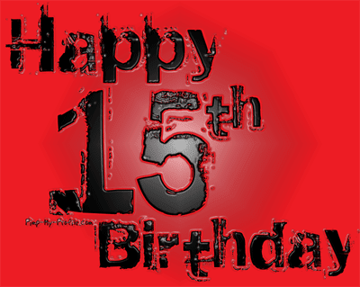 Happy 15th birthday animation happy 15th birthday for a boy happy 15th birthday in spanish happy 15th birthday to my daughter happy 15th birthday to my son happy birthday 15th happy birthday 15th birthday happy birthday 15th boy happy birthday 15th card happy birthday 15th girl happy birthday 15th google happy birthday 15th images happy birthday 15th quotes happy birthday 15th son