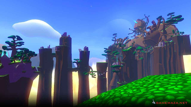 Windlands Gameplay Screenshot 1