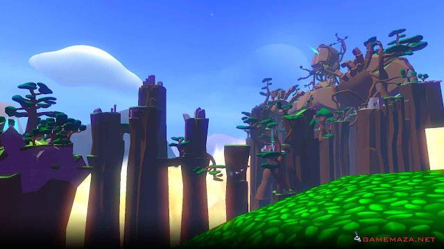 Windlands Gameplay Screenshot 1