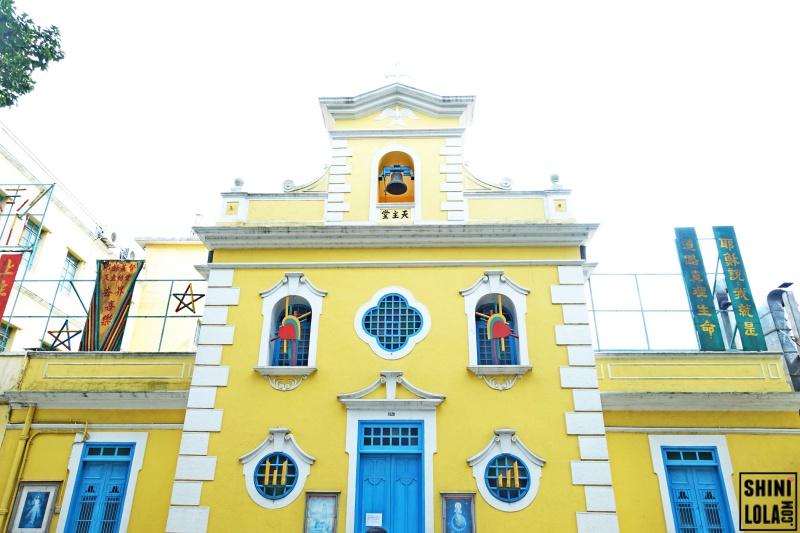 Chapel of St Francis Xavier