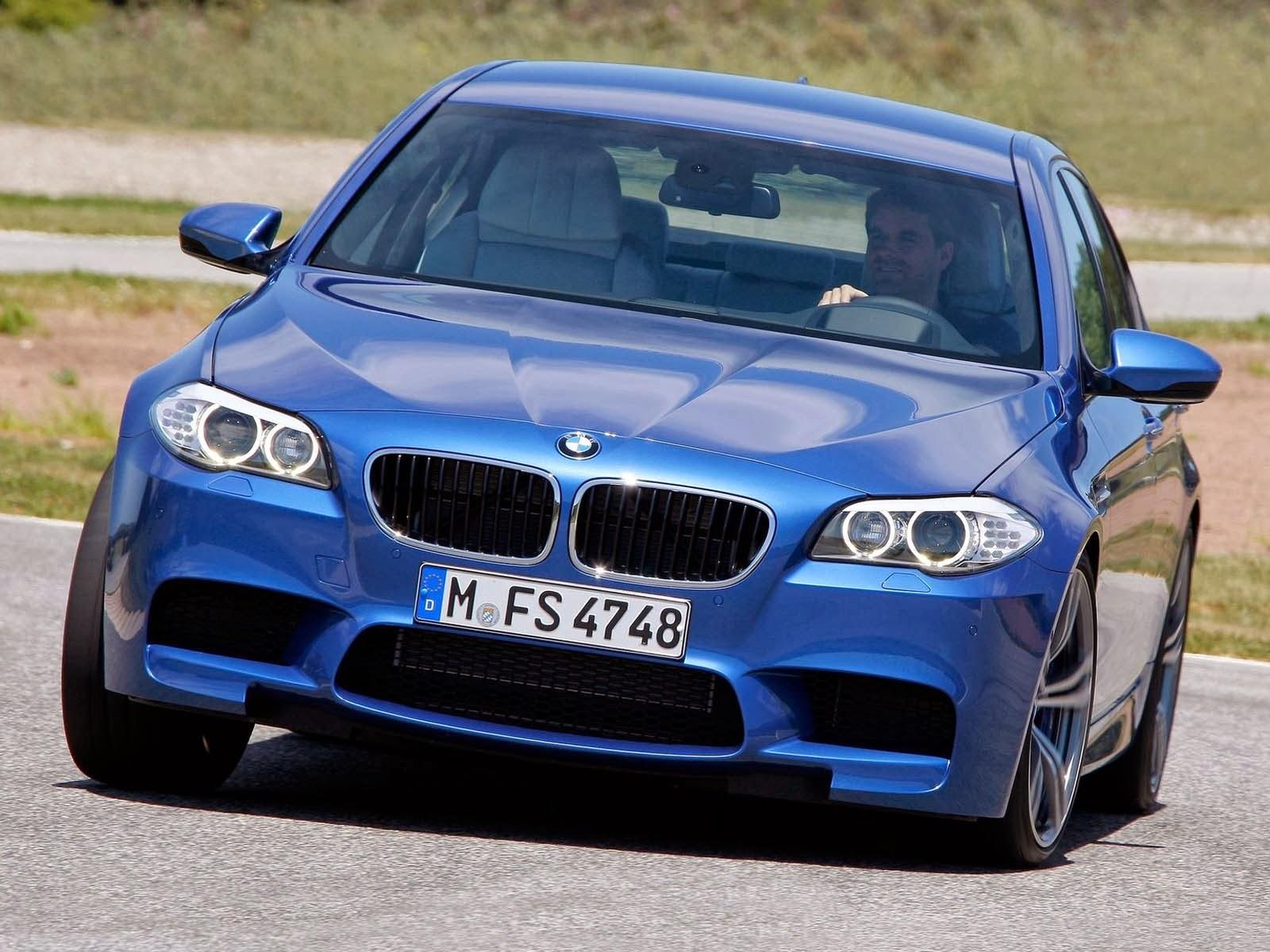 BMW M5 Desktop Wallpapers 2014 | Welcome Cars