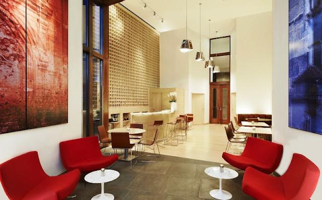 luxury hotel Marques de Riscal