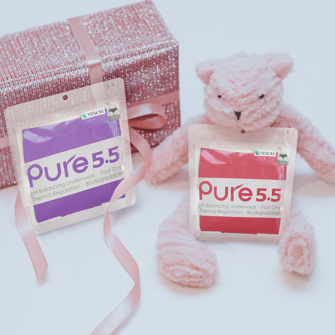aPure Pure55 pH Balancing Underwear - BlackFriday Shopping Guide