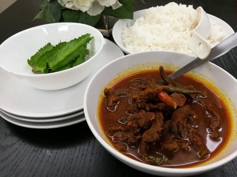 Resepi Gulai Daging Budu ASLI Kelantan