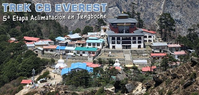 Trek-campo-base-everest-Tengboche-Everest